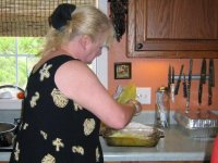 Delores Cooking