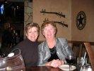 Cheryl Haynes and Barbara Burrus