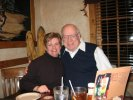 Cheryl Haynes and Luther Burrus