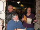 Jerry Haynes, Gary and Nancy Fachman