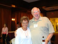 Gail Staubs and Ray McLarty
