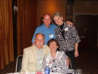 Sam and Mary (Griffin) Eldred, Joe and Meg Escue