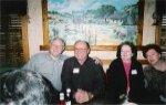 Ray McLarty, Jimmy Gibbs, Pat Hardy, Faye James
