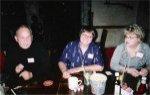 Sammy Eldred, Diane Tapp Barnes, Pam Grant Armstrong